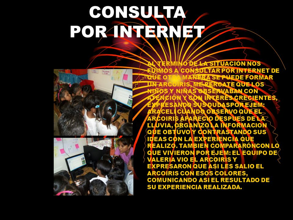 CONSULTA POR INTERNET