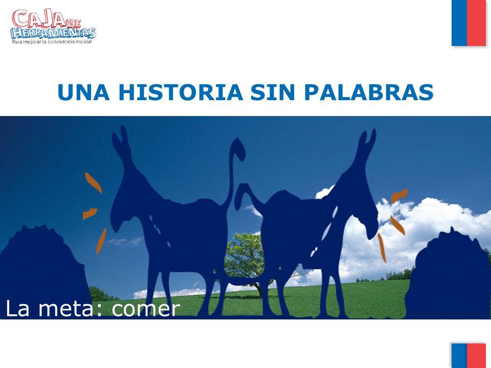 UNA HISTORIA SIN PALABRAS