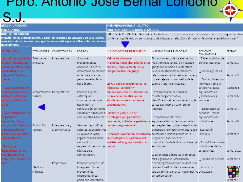 Pbro. Antonio José Bernal Londoño S.J.
