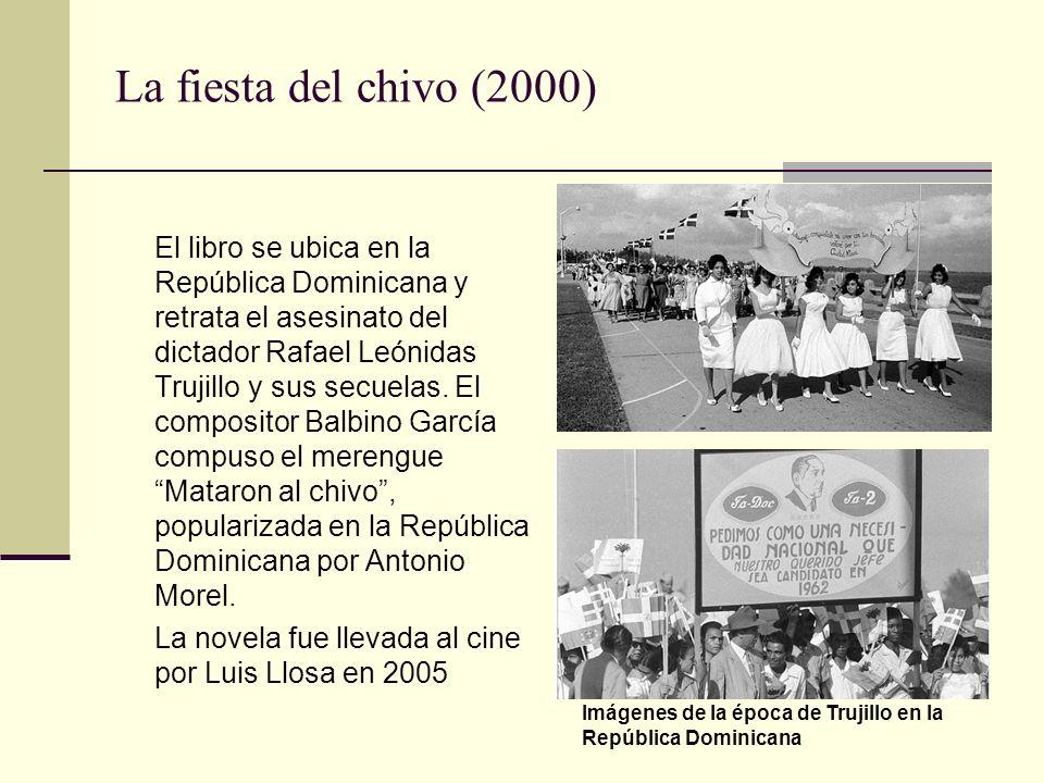 La fiesta del chivo (2000)