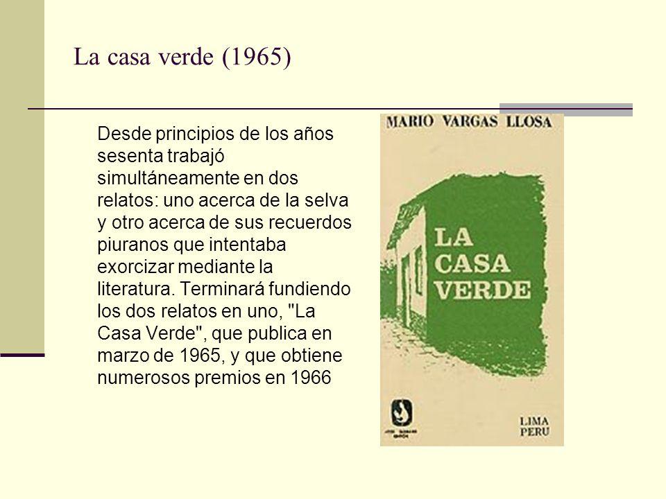 La casa verde (1965)