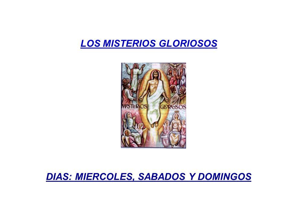 DIAS: MIERCOLES, SABADOS Y DOMINGOS