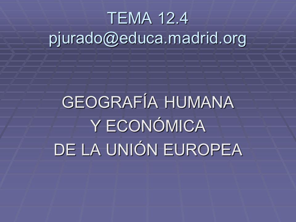 TEMA 12.4 pjurado@educa.madrid.org