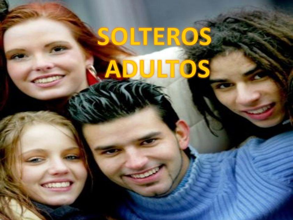 SOLTEROS ADULTOS