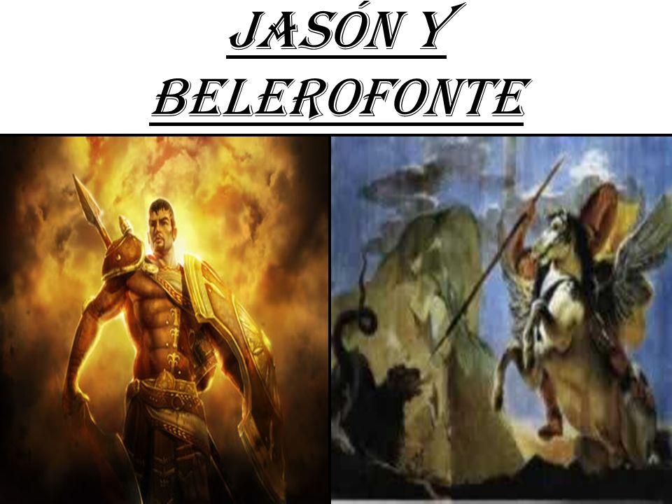 JASÓN Y BELEROFONTE