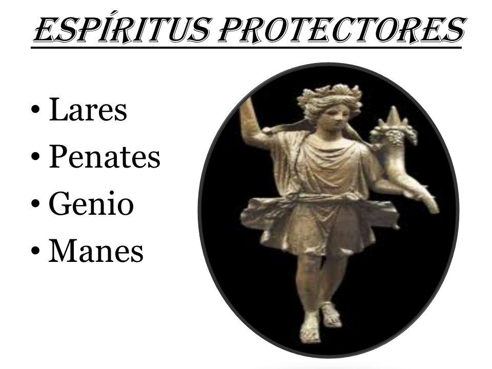 ESPÍRITUS PROTECTORES