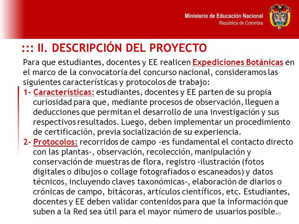 Expediciones bot nicas siglo xxi ppt descargar for Proyecto de investigacion de plantas ornamentales