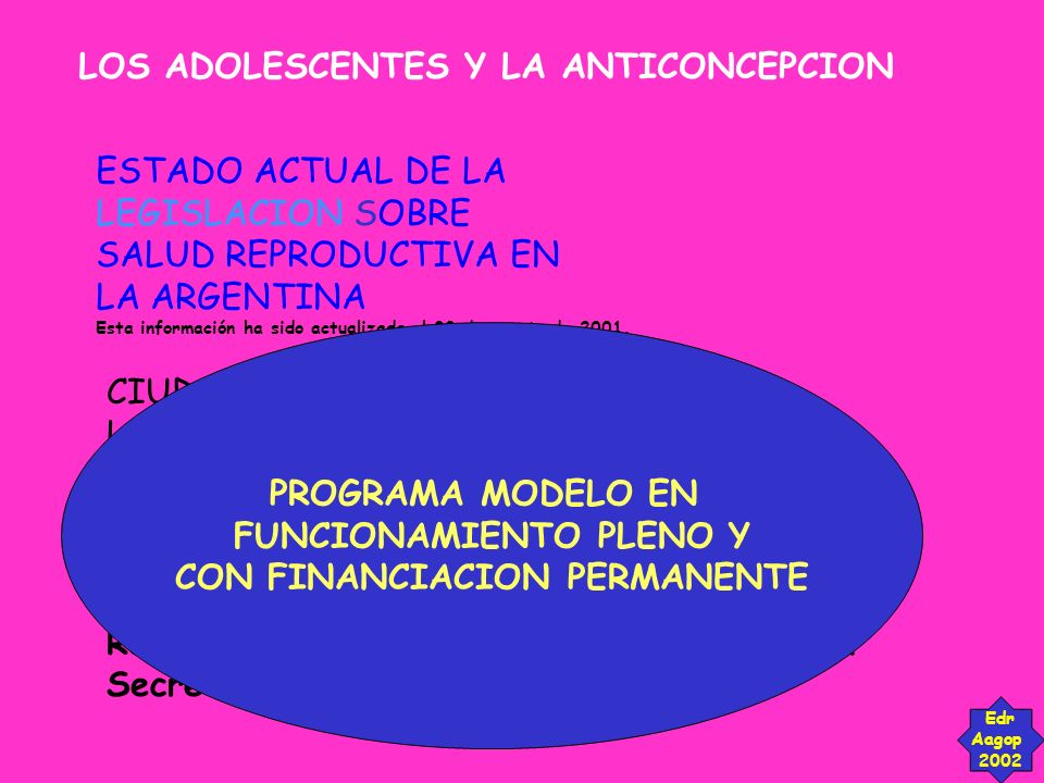 FUNCIONAMIENTO PLENO Y CON FINANCIACION PERMANENTE
