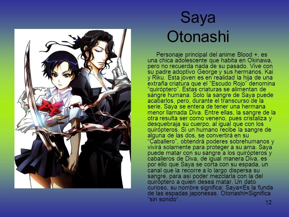 Saya Otonashi