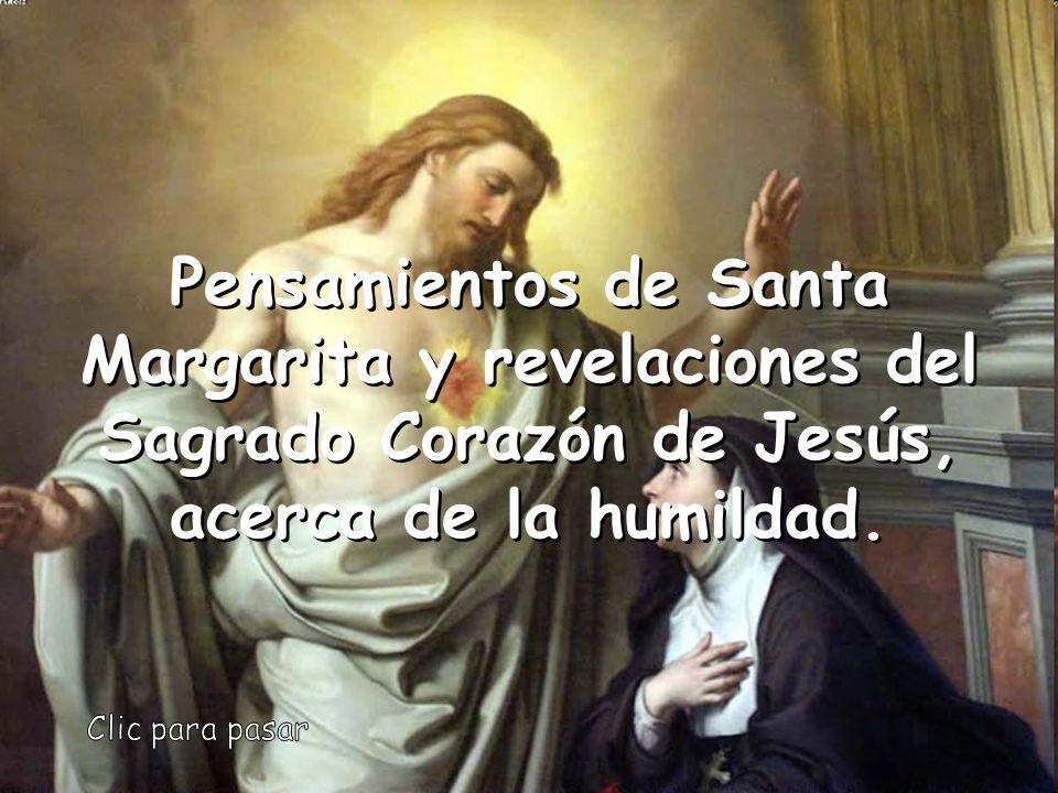 Pensamientos de Santa Margarita y revelaciones del Sagrado Corazón de Jesús,