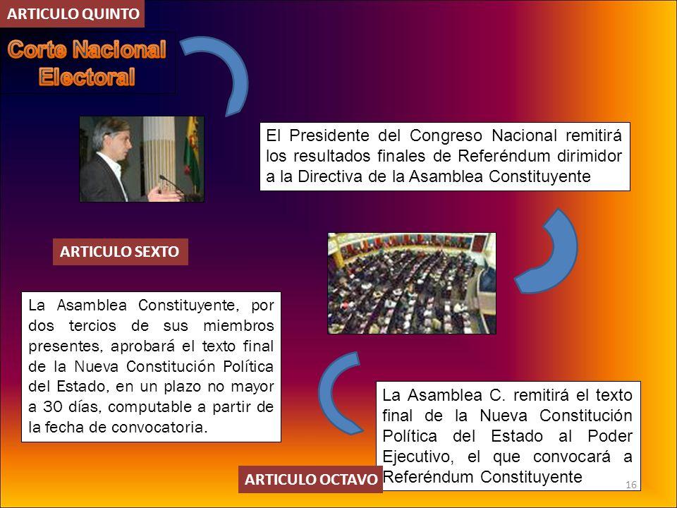 Corte Nacional Electoral