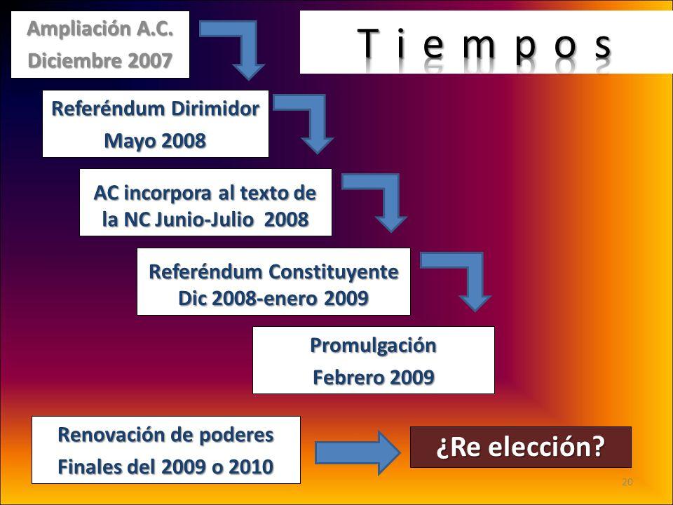 Ampliación A.C. Diciembre 2007