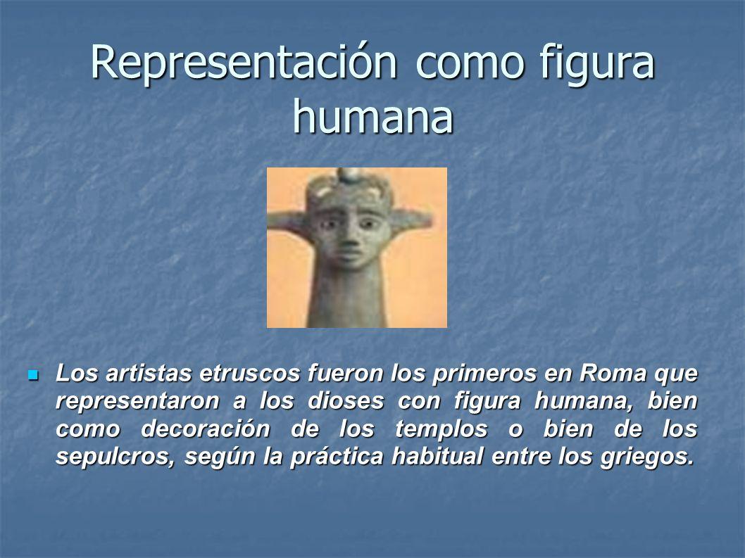 Representación como figura humana