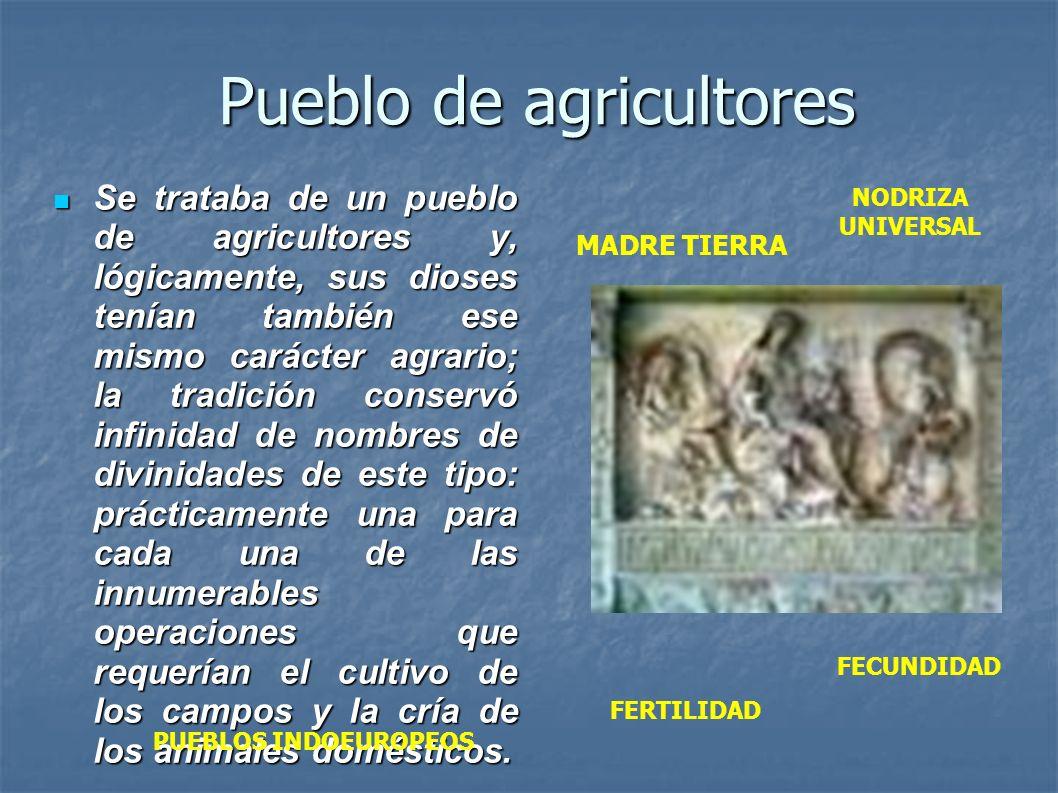 Pueblo de agricultores