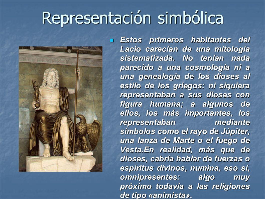 Representación simbólica