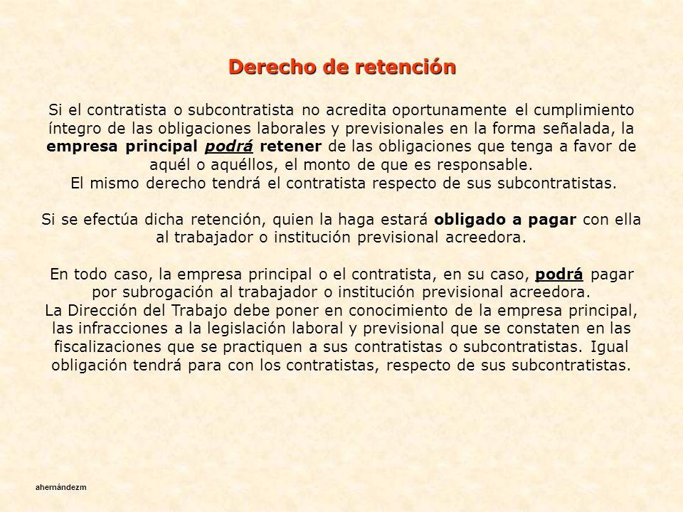 Derecho de retención