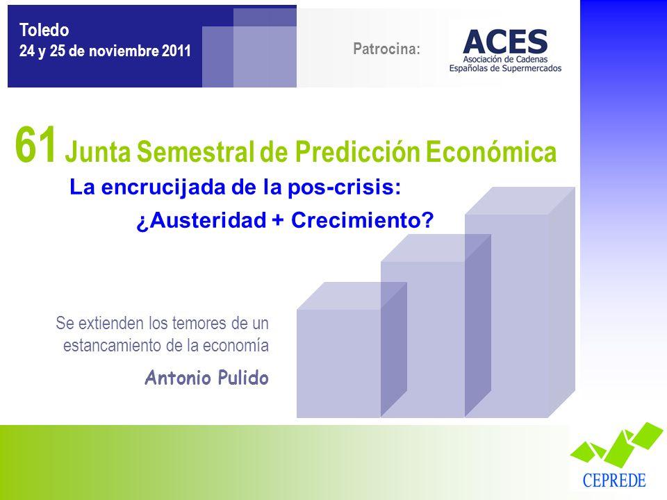 61 Junta Semestral de Predicción Económica