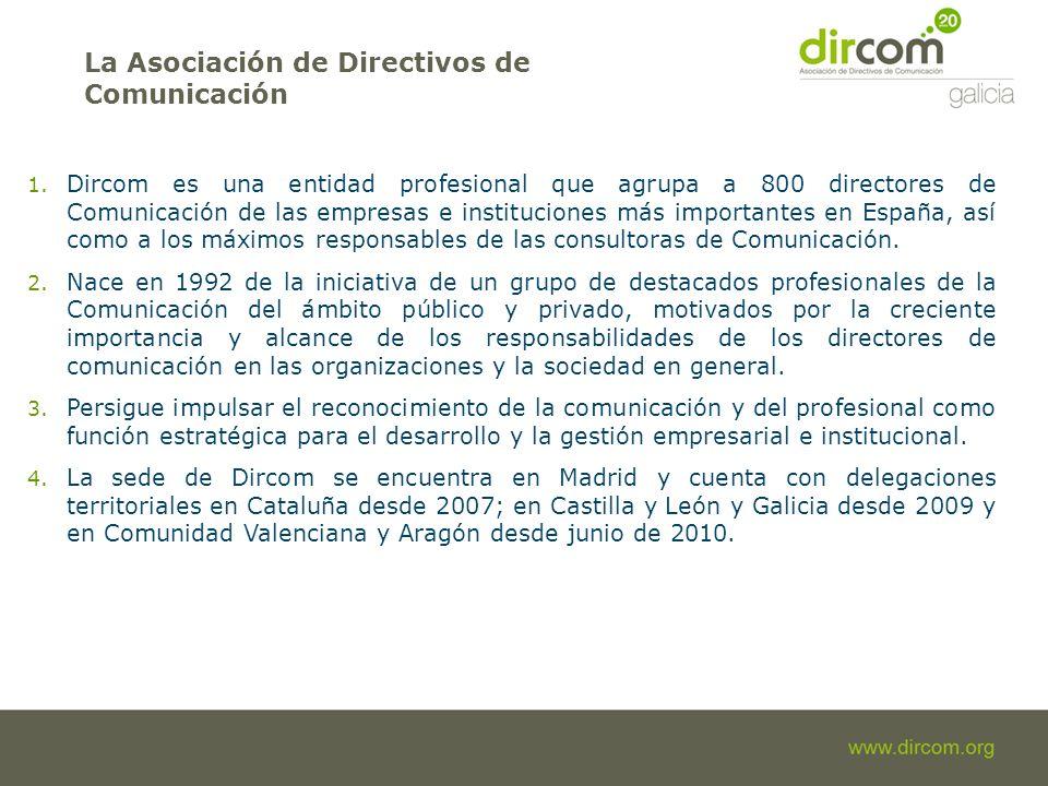 La Asociación de Directivos de Comunicación