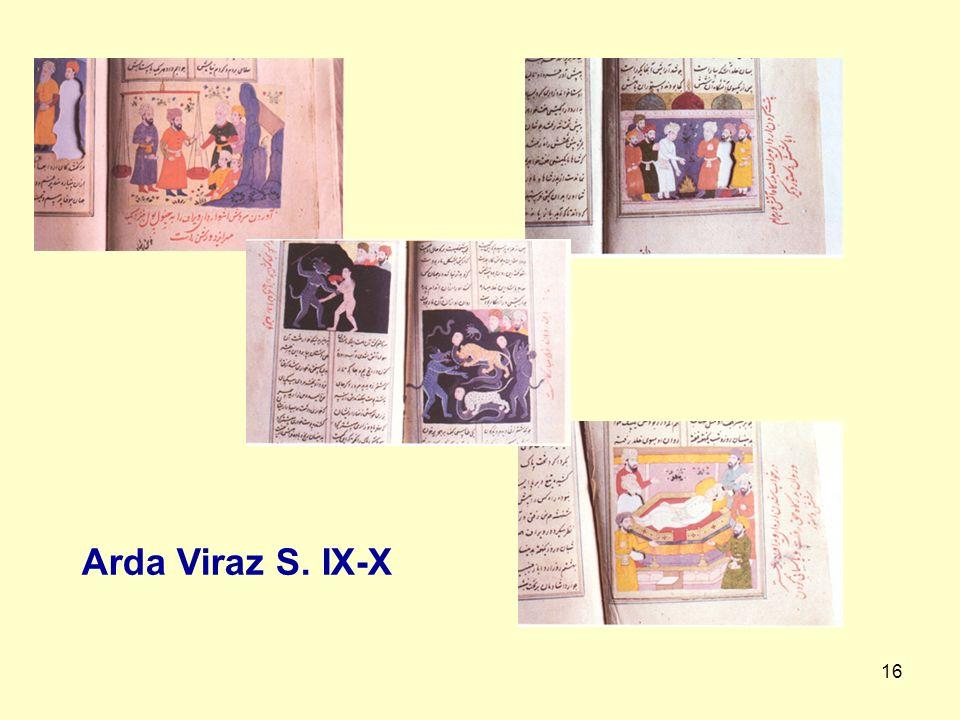 Arda Viraz S. IX-X