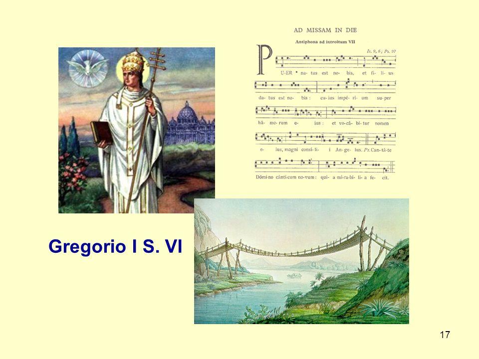 Gregorio I S. VI