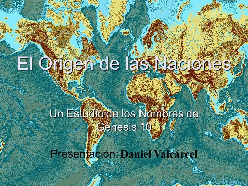El Origen de las Naciones