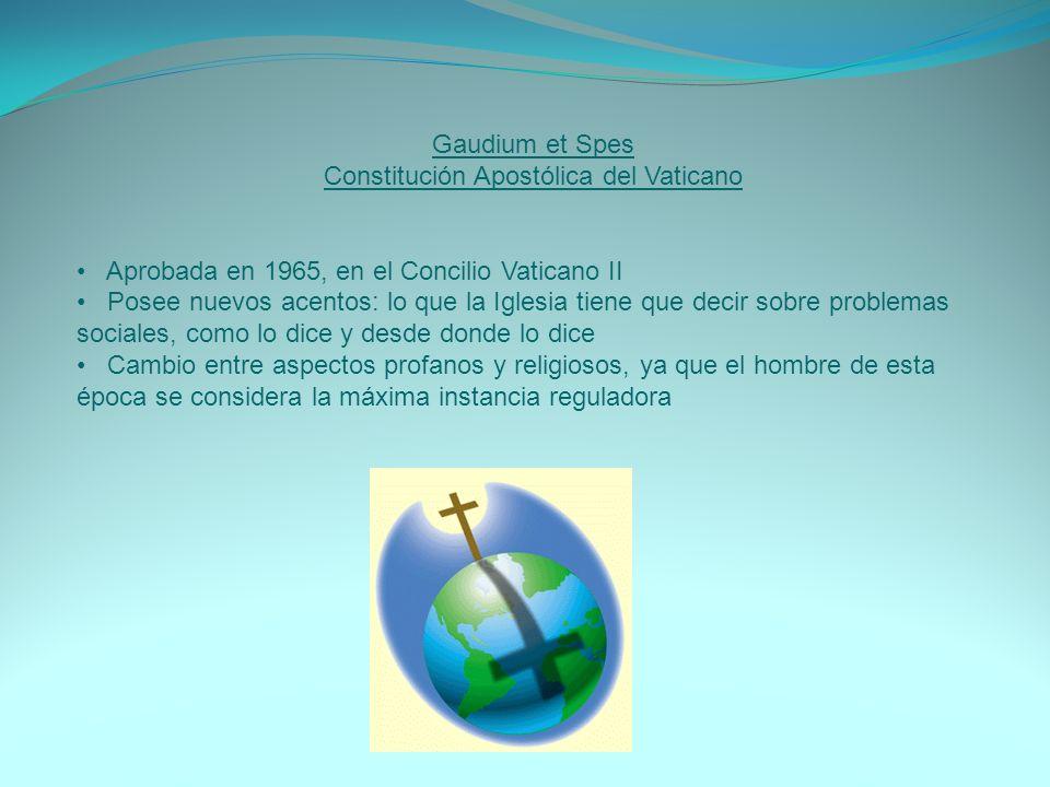 Constitución Apostólica del Vaticano