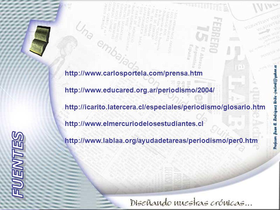 FUENTES http://www.carlosportela.com/prensa.htm