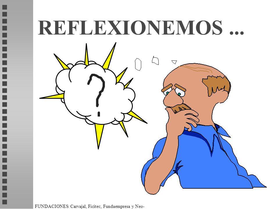 REFLEXIONEMOS ... ACTIVIDAD DE ANÁLISIS