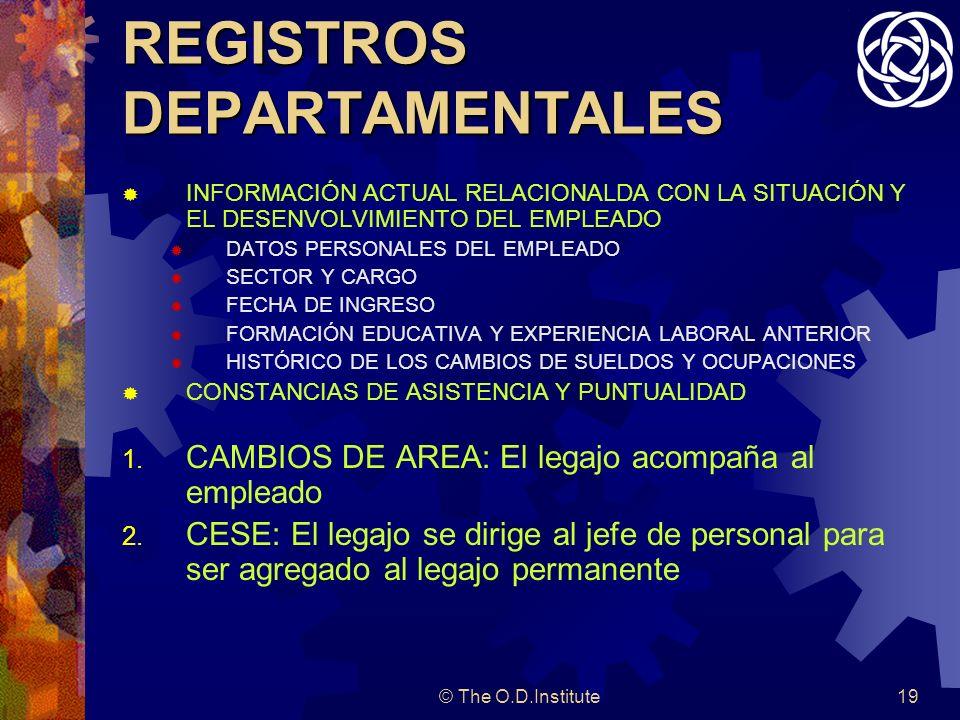 REGISTROS DEPARTAMENTALES