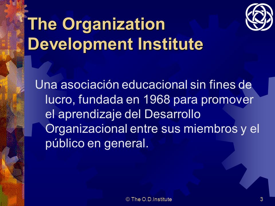 The Organization Development Institute