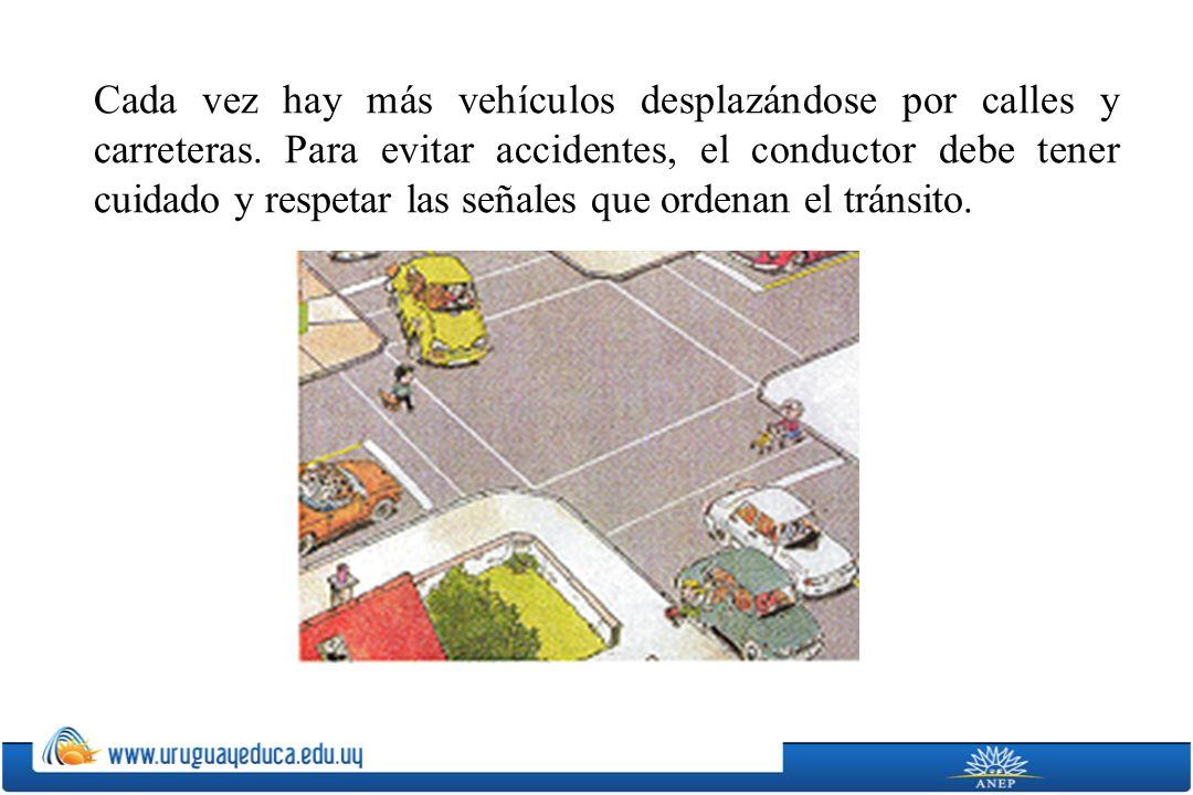 Cada vez hay más vehículos desplazándose por calles y carreteras