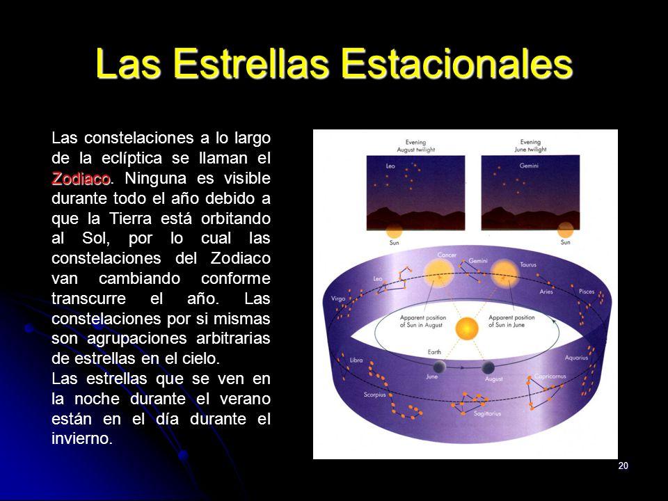 Las Estrellas Estacionales