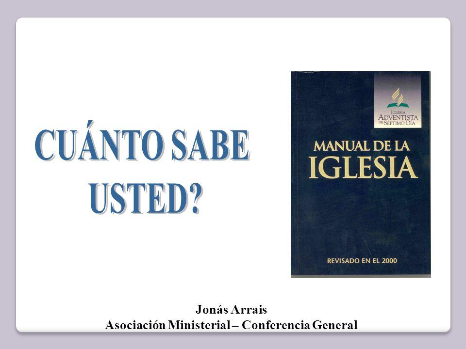 Asociación Ministerial – Conferencia General