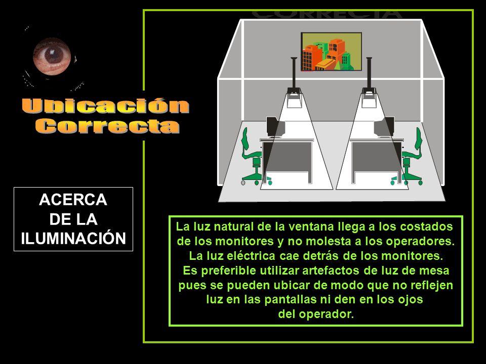 ACERCA DE LA ILUMINACIÓN