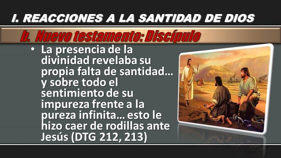 b. Nuevo testamento: Discípulo