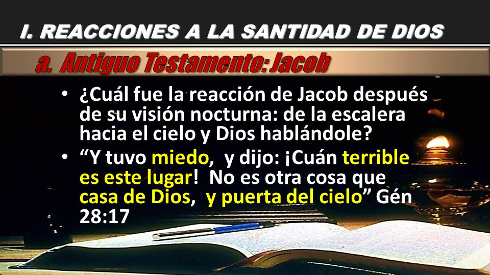 a. Antiguo Testamento: Jacob