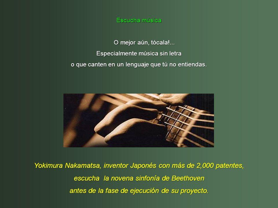 Yokimura Nakamatsa, inventor Japonés con más de 2,000 patentes,