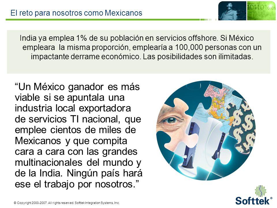 El reto para nosotros como Mexicanos