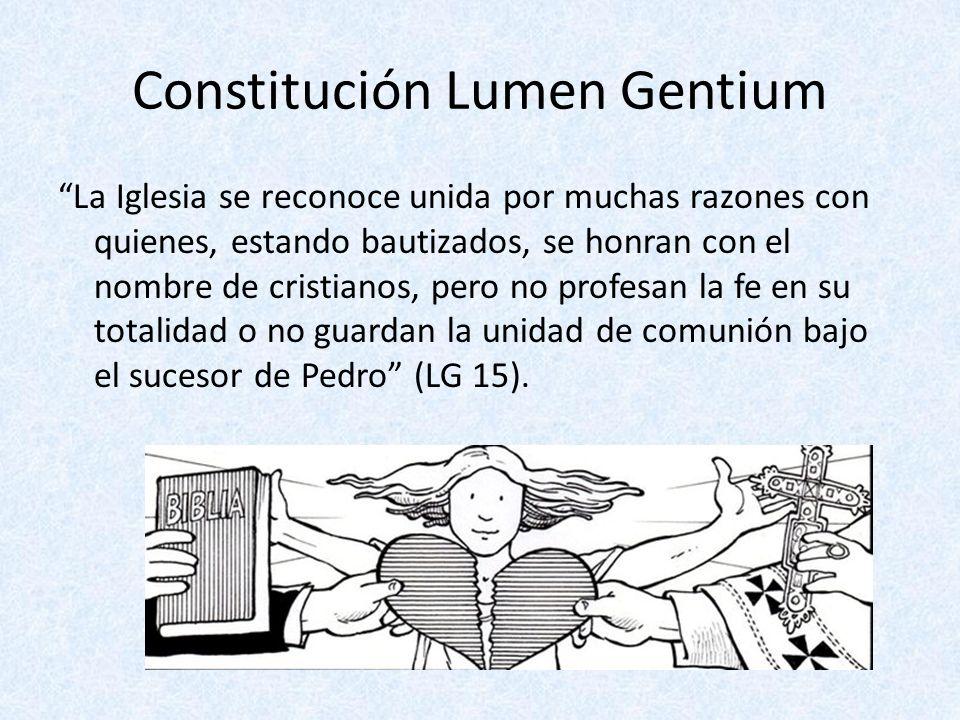 Constitución Lumen Gentium