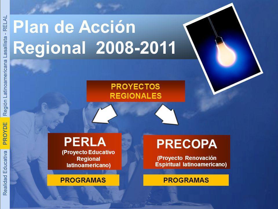 Plan de Acción Regional 2008-2011