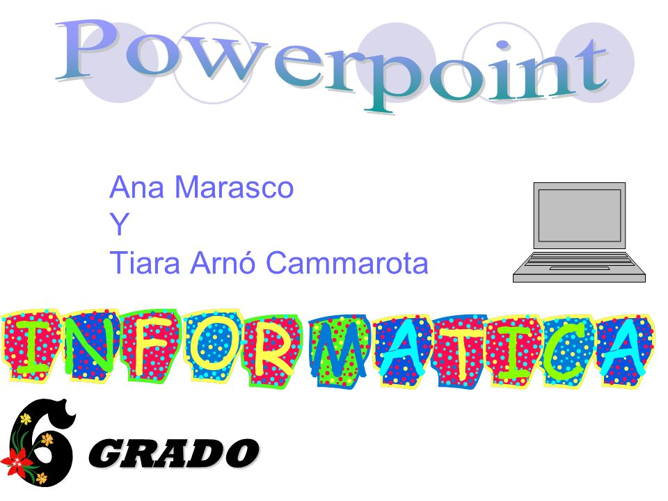 Ana Marasco Y Tiara Arnó Cammarota