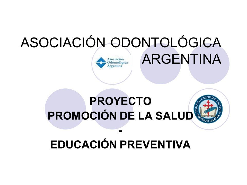 ASOCIACIÓN ODONTOLÓGICA ARGENTINA