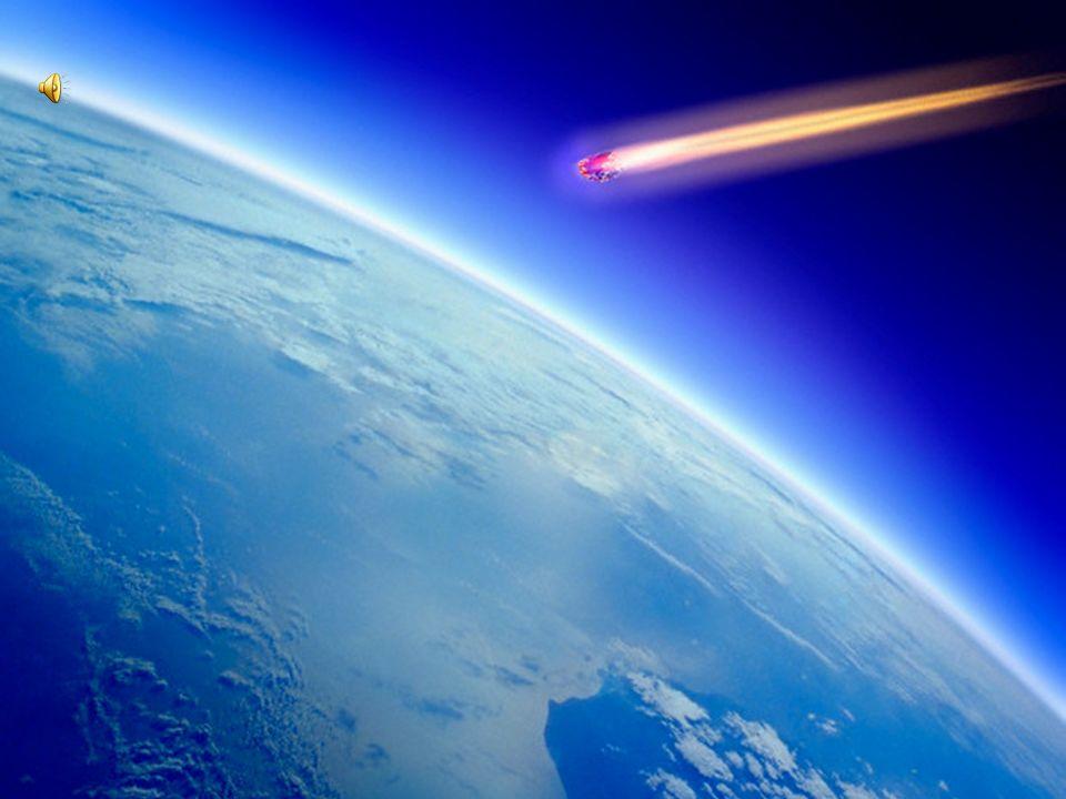 De vuelta del espacio exterior