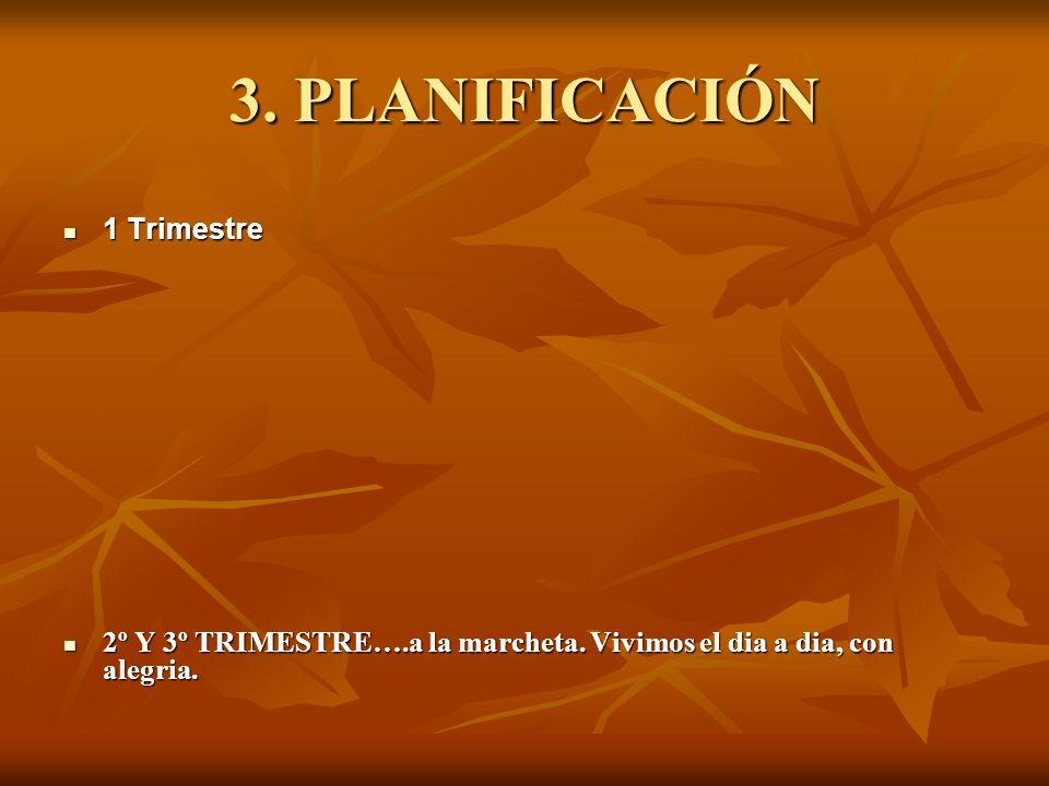 3. PLANIFICACIÓN 1 Trimestre