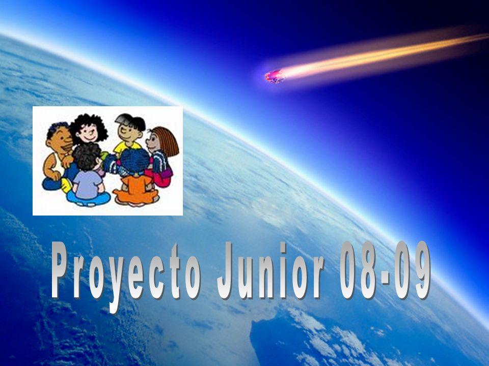 Proyecto Junior 08-09