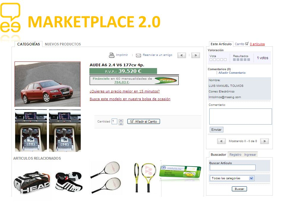 MARKETPLACE 2.0 43