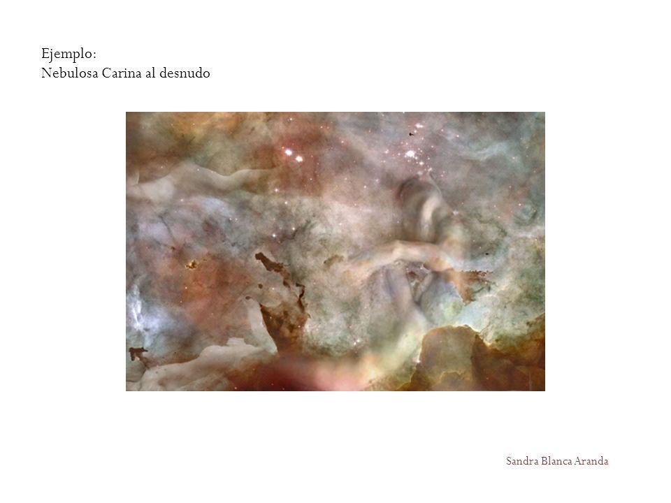 Nebulosa Carina al desnudo
