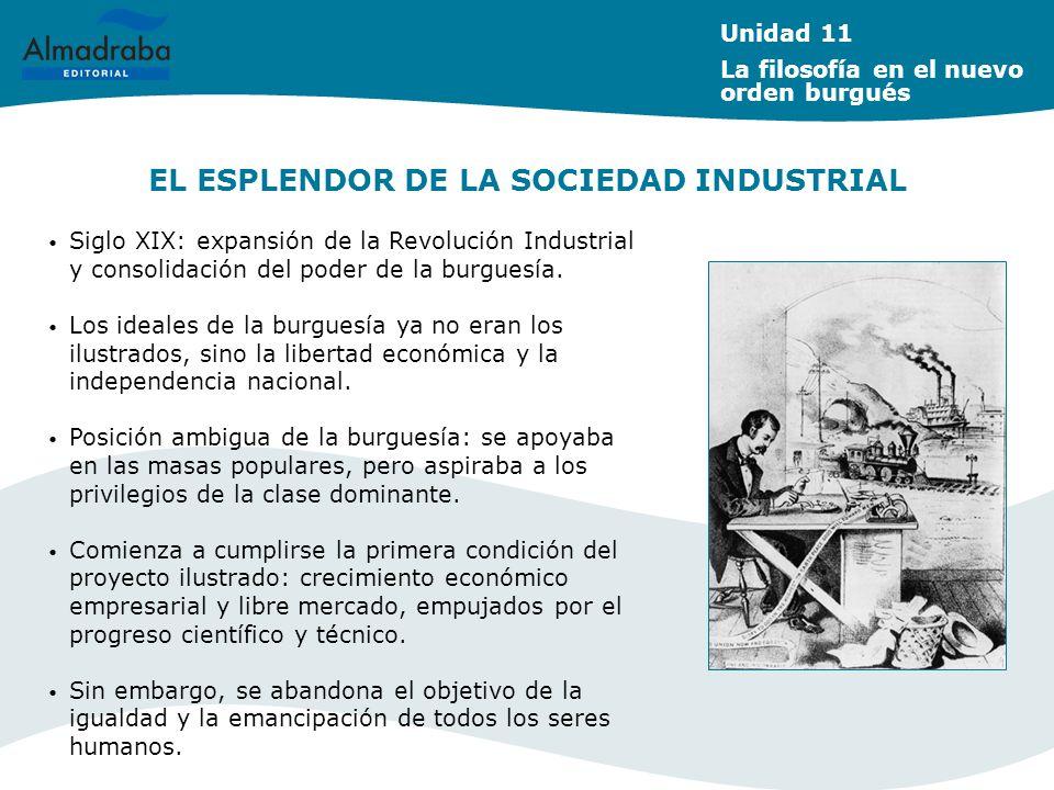 EL ESPLENDOR DE LA SOCIEDAD INDUSTRIAL