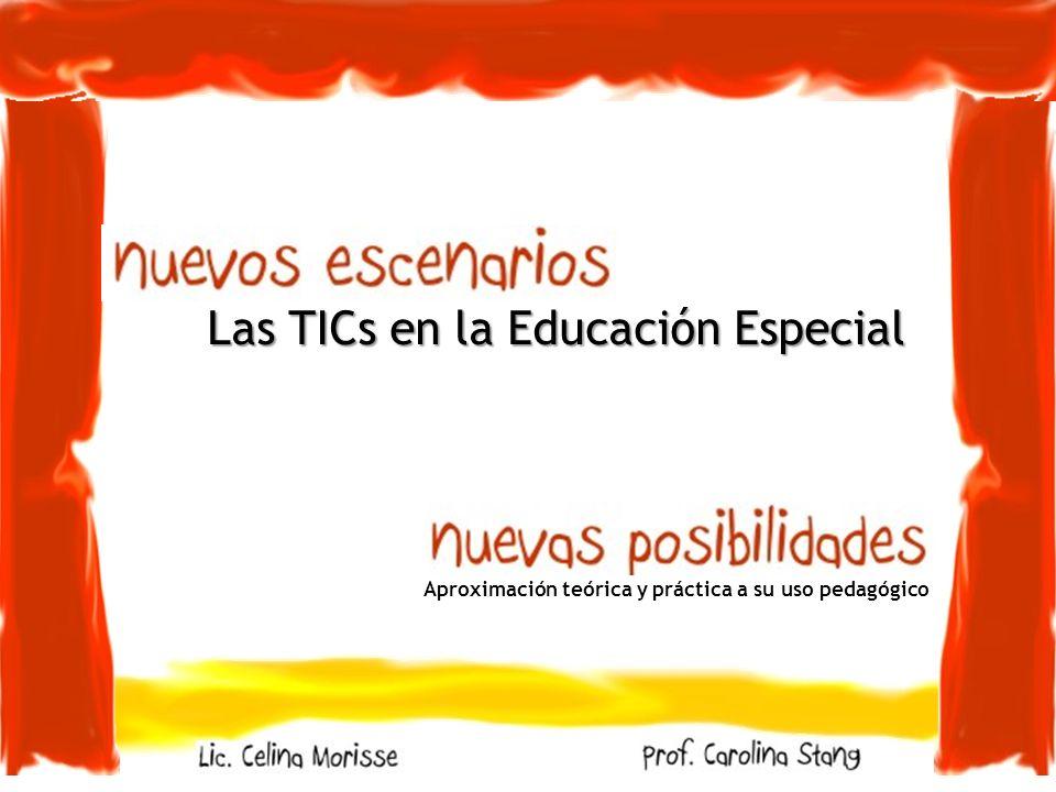 Las TICs en la Educación Especial