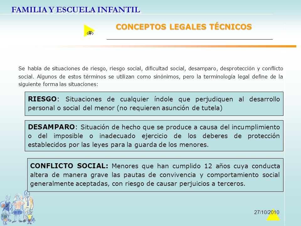 CONCEPTOS LEGALES TÉCNICOS